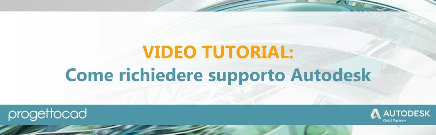 supporto autodesk